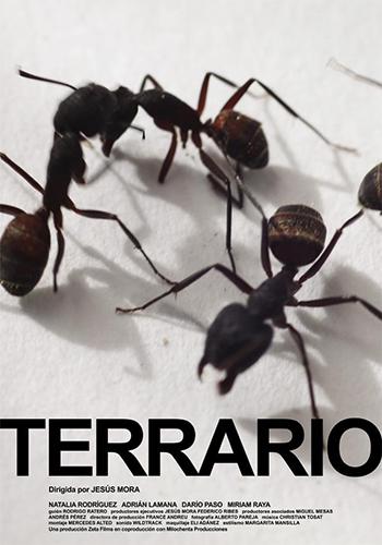 Cartel Terrario